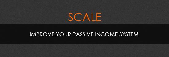 Improve Your Passive Income System